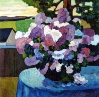 <i>Сирень у окна</i><b>Lilac near the window</b>